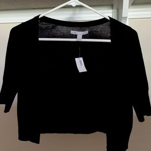 NWT! Old Navy Short Sleeved Shrug Sweater